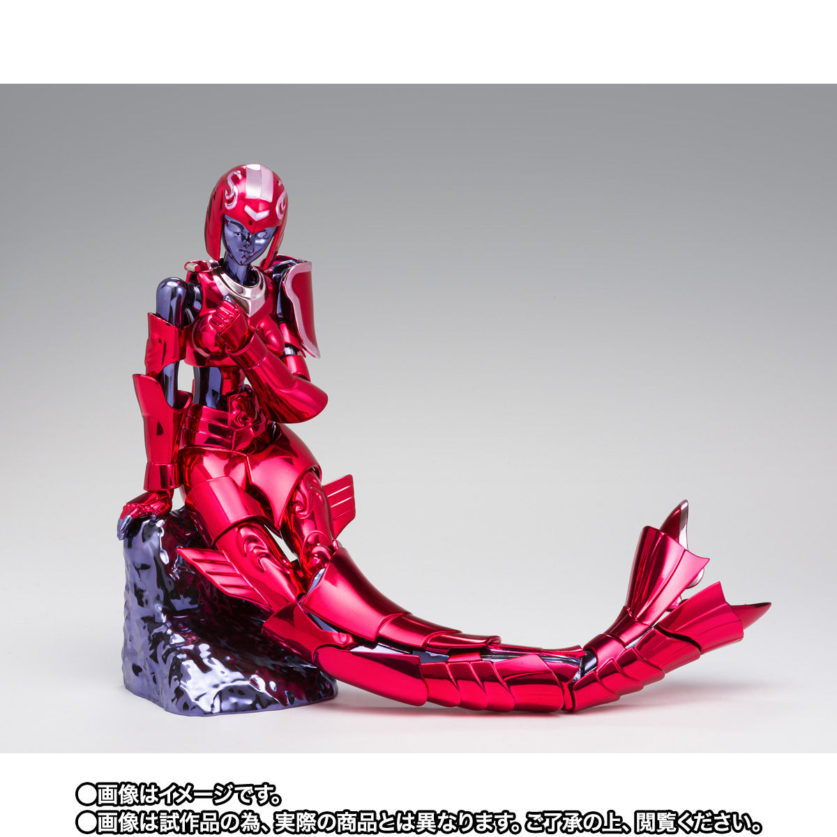 Thetis de Mermaid Myth Cloth
