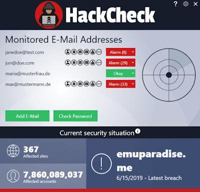 Abelssoft HackCheck 2020 2.0.52 Preactivated