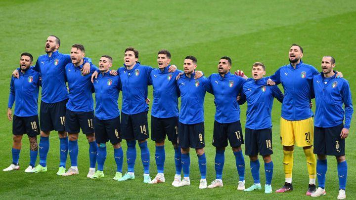 موعد مباراة ايطاليا وليتوانيا في تصفيات كأس العالم