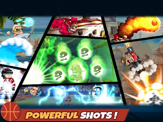 Download Head Basketball Apk Mod (Unlimited Money) for Android V1.4.0 Terbaru 2017 3