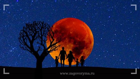 5 лунных советов для укрепления отношений в семье