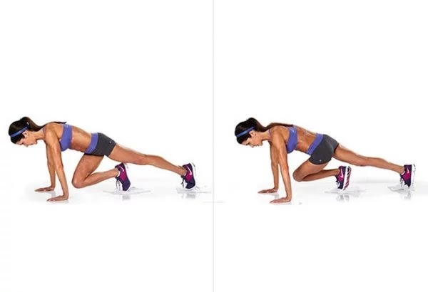 How To Lose a Muffin Top & Belly Fat Fast With This 6 Exercise Workout