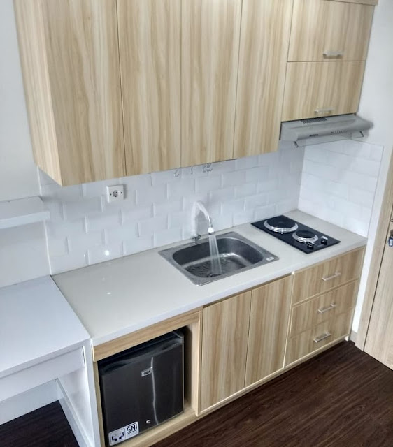 Kitchen Set HPL Sidoarjo