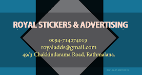 ROYAL STICKERS & ADVERSTISING