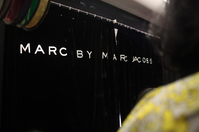 MARC BY MARC JACOBS PLAZA INDONESIA GRAND OPENING