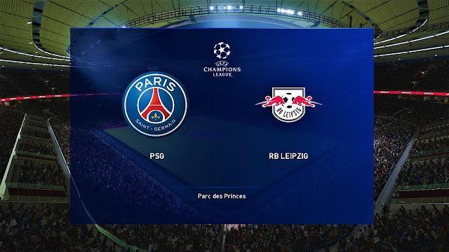 RB Leipzig vs Paris Saint-Germain Live Stream Champions League Match