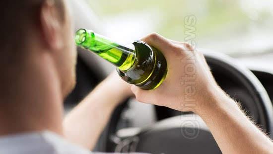 condenar embriaguez volante provar direcao perigosa