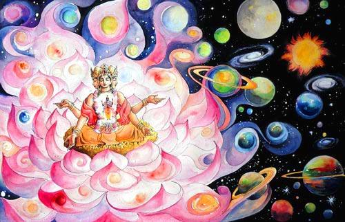 Brahma's creation
