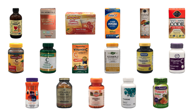 best vitamin C supplements Malaysia