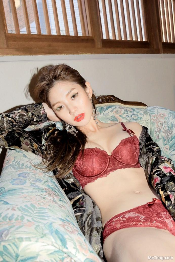 Image Korean-Model-Lee-Chae-Eun-012018-MrCong.com-012 in post Người đẹp Lee Chae Eun trong bộ ảnh nội y tháng 01/2018 (143 ảnh)