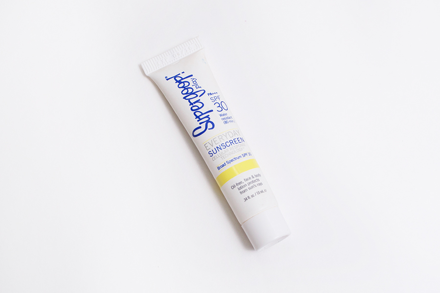Supergoop! Everyday Sunscreen SPF 30 PA+++