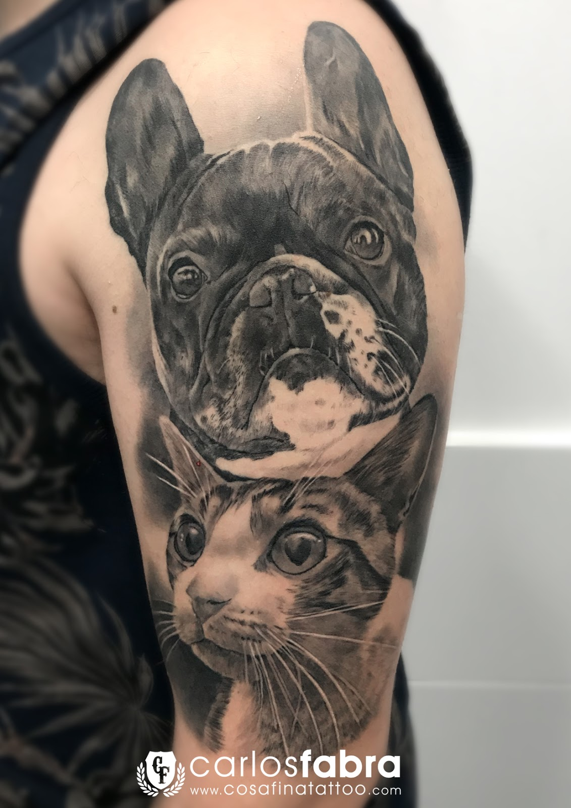Cosafina Tattoo Carlos Art Studio Tatuaje Tatuajes Tattoo Tattoos