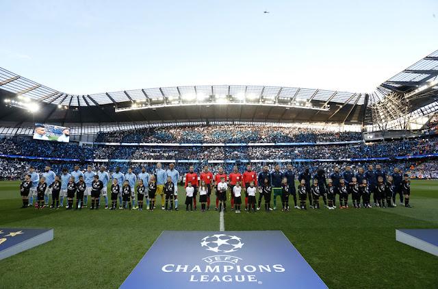 Etihad Stadium, Manchester City