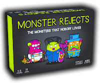 Monster Rejects - The Best Adults Games and Board Games to Play at a Party