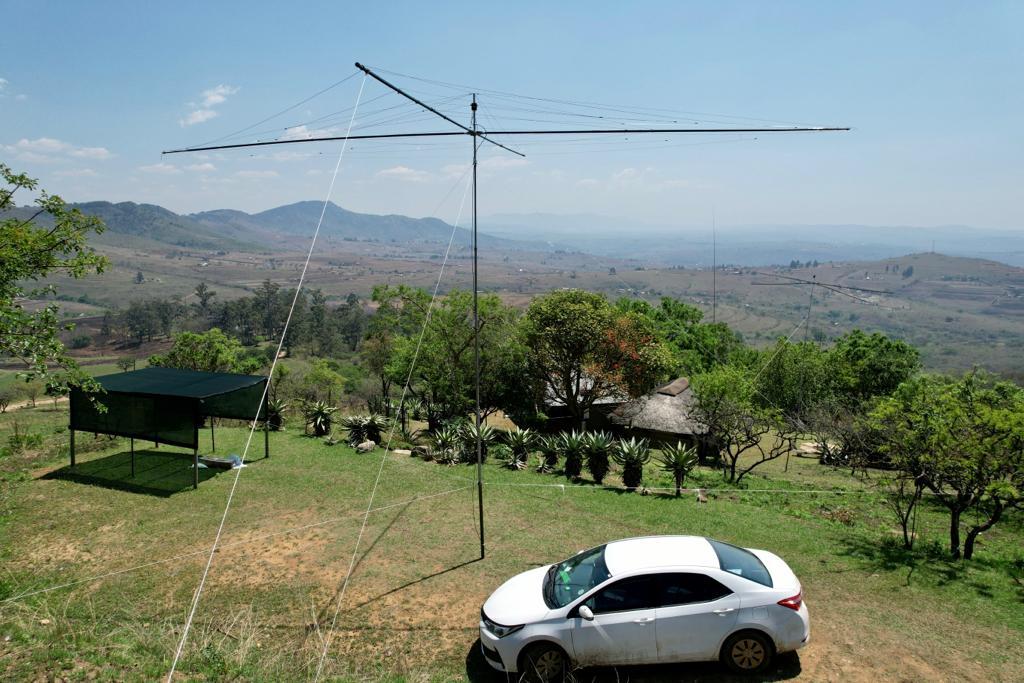 ( EN EL AIRE ) 3DA0RU, Reino de Eswatini