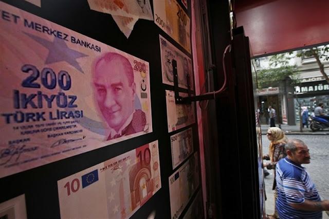 Η (οικονομική) κρίση στην Ευρώπη μια (ακόμα) ευκαιρία για τον Ερντογάν;