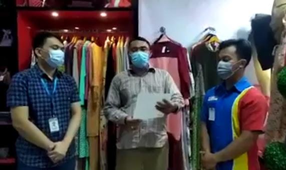 Viral Orang Tua Marahi Kasir Indomaret karena Voucher Game Berakhir Damai