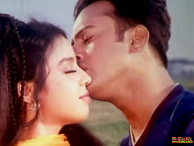 Dolopoti (2001) (The Head of a Group) is a Bangladeshi romantic action drama film directed by Mohommod Hannan in 2001. The film is produced and distributed by Mass Media Ltd. Dolopoti is starred by Riaz, Raveena and Dipjol in the lead roles. Raveena is the main factor here. Director Mohommod Hannan has directed three films with Ravvena. Raveena is from Bombay (now Mumbai) , India. She casts Praner Cheya Priyo (1997), Sabdhan (2000) and Dolopoti (2001) directed by Mohommod Hannan.  Story:  A middle class family member, a young boy Shahid turns into a Revenger after his sister is raped and murdered with her boyfriend by a local gang.  Casting and Crews:  Riaz as Shahid  Raveena as Kajal  Dipjol as Tukkai Molla  Shahin Alam as Dr. Shamim  Moyuri as Maya  Maruf as Helaluzzaman  Shanu as Chhaya  Dolly Johur as Rokeya  A.T.M. Shamsuzzaman as Shahid's father  Siraj Haidar as Police Inspector Haidar  Afzal Sharif as  Jacky Alamgir as  Suruj Bangali as  Guest Artists:  Khalil as Barrister  Mohommod Hannan as  Azharul Islam Khan as  Jahanara Bhuiyan as  Setu as  Jani Raj as  Tara Bhai as  Shamsuddin Tagore as  Crews:  Built and Created in: Bangladesh Film Development Corporation (BFDC)  Pictured in: Fahim Studio  Lab Super: Mohiuddin  Color Analyst: Fayzul, Nirab  Singers: Andrew Kishore, Monir Khan, Kanak Chapa, Rizia Parvin, Biplab, Bipasha  Assistant Production Managers: Miraj, Billal, Barek, Harun, Khalek, Khokon…  Assistant Dance Director: S. Alam, Munni  Assistant Make up Design: Rana, Mainul  Assistant Costume Designer: Hannan, Biplob  Art Director: Kolomtor  Lighting: Kashem, Abul, Nuru  Assistant Director: Ahsanulla Anando, Abul Hossain Raju, Didarul Islam Soyeb, M.H. Philips Khan, Anwar Shahi,   Chief Make Up Artist: Mannan  Chief Costume Designer: Khokon  Still Picture: Ayub Akando  Production Controller: Md. Nurul Islam (Bakha)  Production Manager: Md. Abul Hossain  Chief Assistant Still Picture Capturer: Ujjal  Chief Assistant Editor: Nasir  Chief Assistant Direc