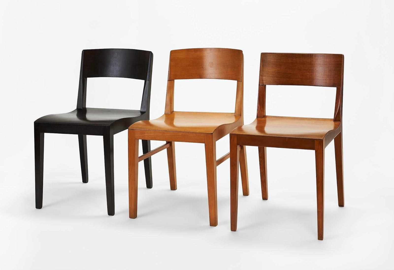 Foto von Bauhaus Stühlen