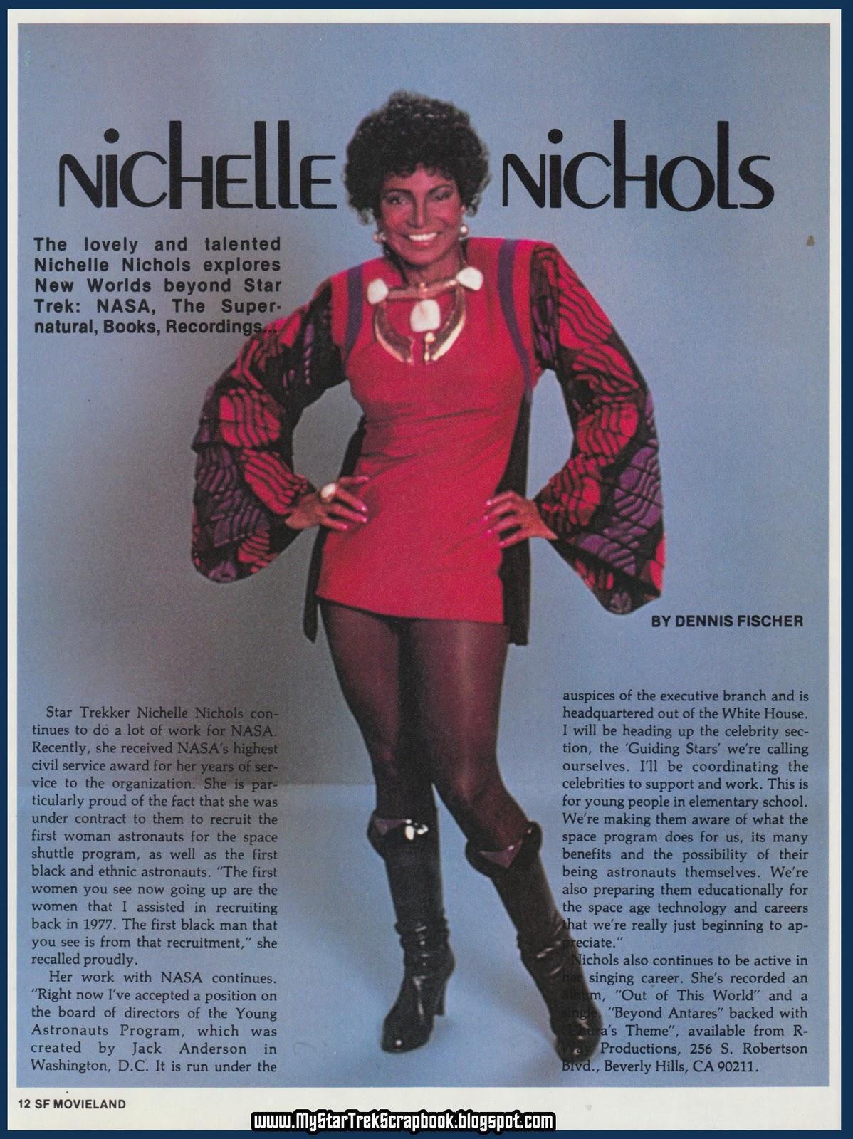 Nichelle Nichols Nude Photos 64