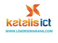 Lowongan Kerja Semarang Desainer di CV Katalis Indonesia