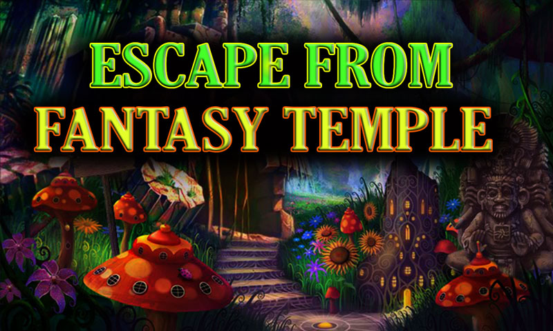 Top10NewGames Escape From Fantasy Temple