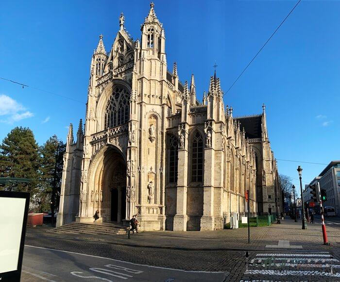 Notre Dame del Sablon Bruselas