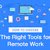 How to choose right tools remote work Agora