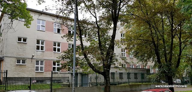 Warszawa Warsaw Kamienica warszawskie ulice architektura Stary Mokotów