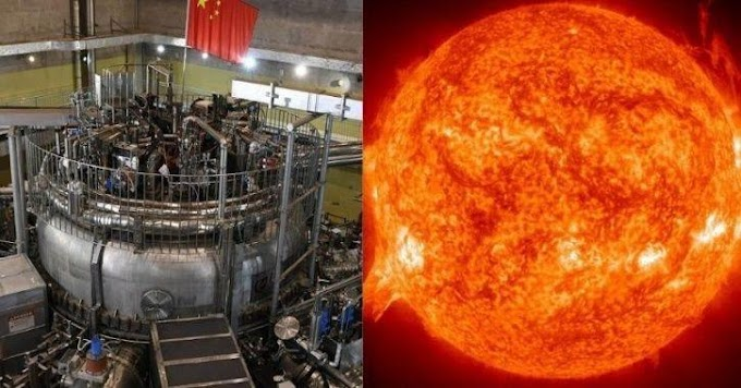 China Has Built Artificial Sun For Clean Energy By Next Year, And It's 10 Times Hotter Than Sun
