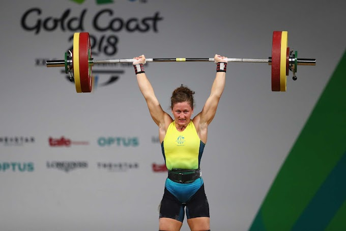Commonwealth Games 2018 Weightlifting Results, Schedule