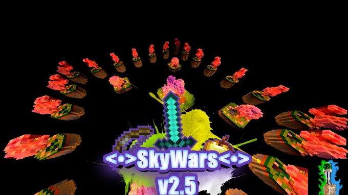 [<•>SkyWars<•> v2.5] (Mapa)