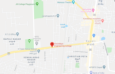 Visvodaya College of Engineering Placement Details, Fees Format and Rankings Info
