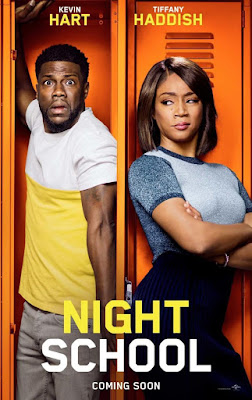 Night School 2018 DVDR R1 Latino