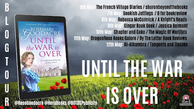 French Village Diaries book review Until the War is Over Rosemary Goodacre