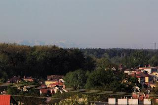 Tatry z Kolbuszowej, fot. Paweł Rzucidło