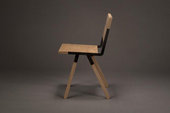Jocundist Knockdown Chair
