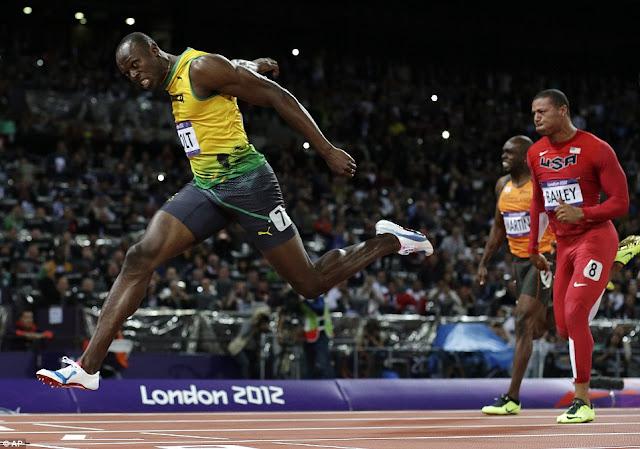 Contusão tira Usain Bolt da seletiva da Jamaica para os Jogos de 2016
