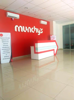 pengalaman interview di PT. Munchy's