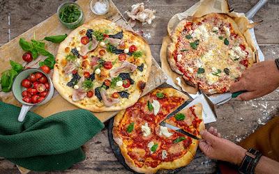Jenis Dan Karakteristik Makanan Internasional Baru Oi