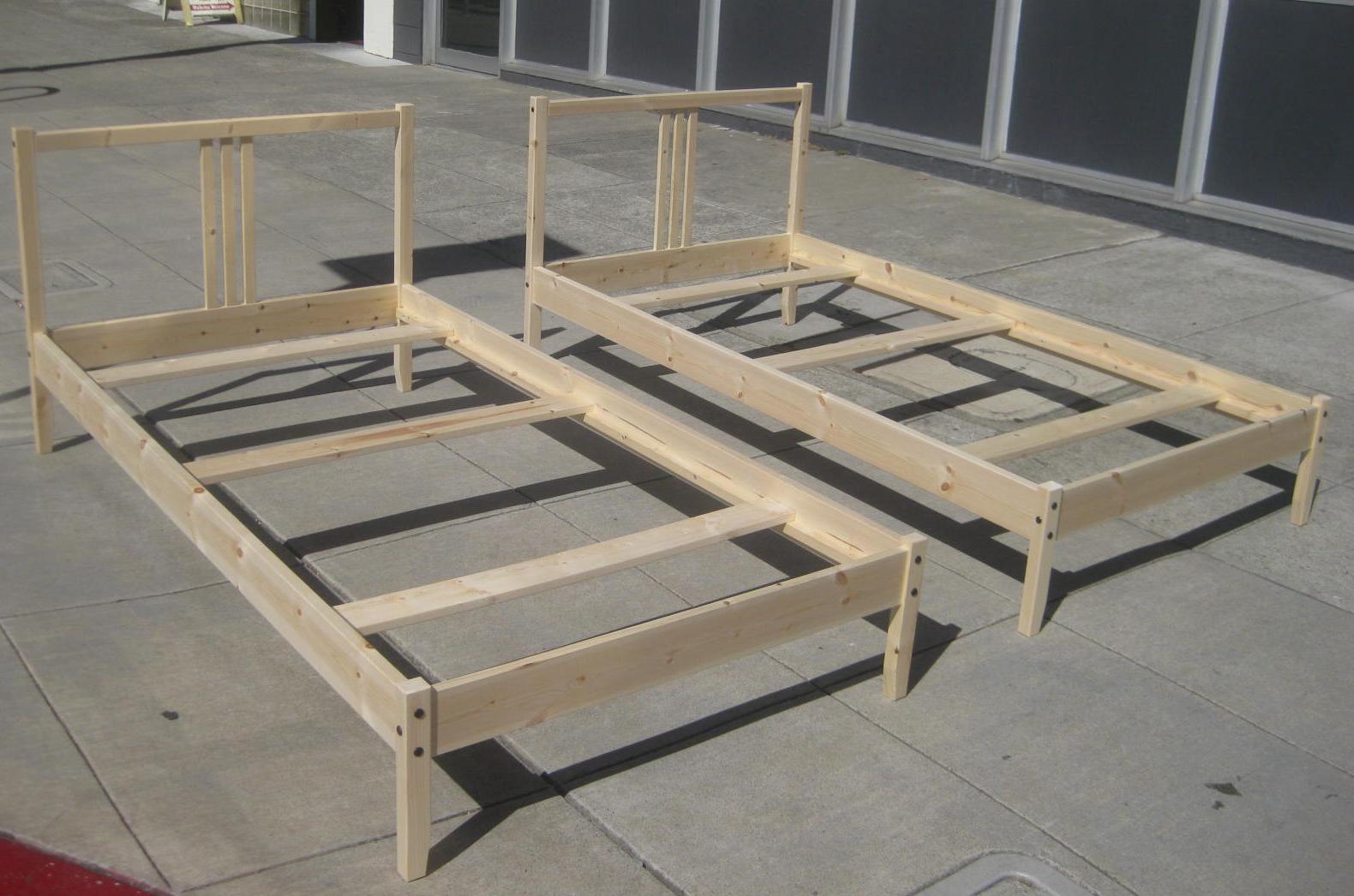 Uhuru Furniture Amp Collectibles Sold Pine Ikea Fjellse