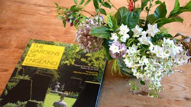 The Gardens of England . Un libro y 50 jardines ingleses