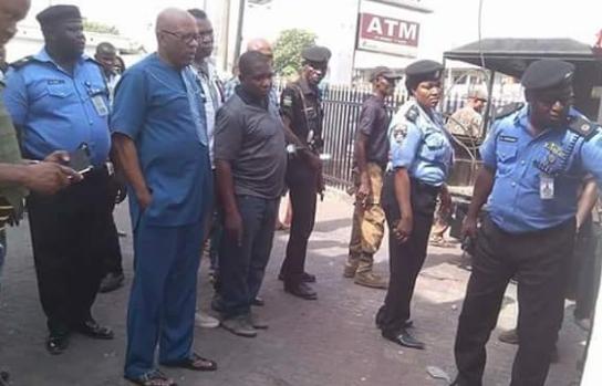 robbery zenith bank owerri