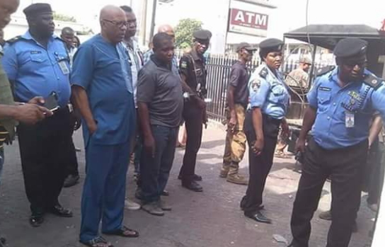 Image result for bank robbery Nigeria