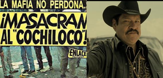 """La Mafia No Perdona: La historia Del """"Cochiloco"""", Era muy maldito, pero también prestaba su helicóptero a niños enfermos , Le Dieron 70 Balazos Nomas"""