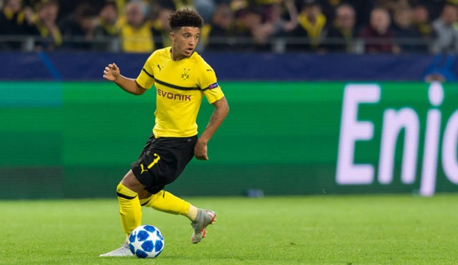 Direktur Dortmund Berikan Kejelasan Nasib Jadon Sancho