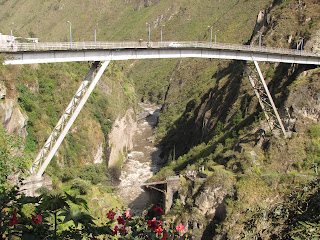 #70 History repeating itself: Banos, Tena & Quito