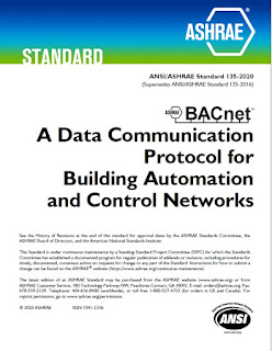 BACnet™, A Data Communication Protocol for Building Automation and Control Networks ashrae 135 , 2020
