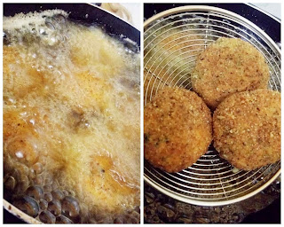 Herbed Chicken Cutlet method3