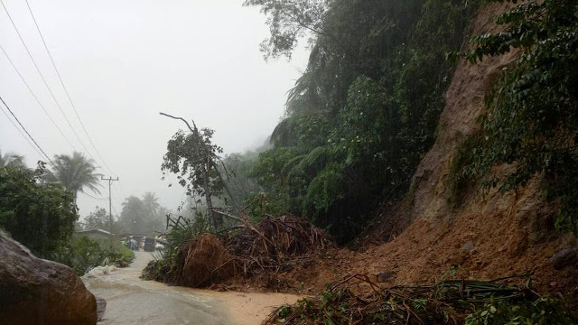 Hujan Lebat Mengancam Sumbar? Ini Respons BPBD Riau
